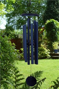 Corinthian Bells, 44 inch, Midnight Blue