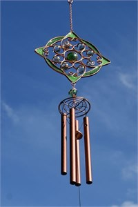 Emerald Isle Wind Chime