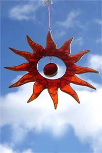 Sunburst  Suncatcher,  large