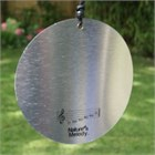 Nature's Melody 28 inch Aureole Tunes, Silver