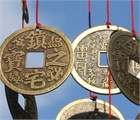Chinese Coin Wind Chime