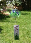 Blue Iris Wind Chime