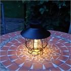 Black Marine Solar Lantern