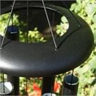 Corinthian Bells, 50 inch, Black