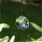 Mini Chime with Crystals, clear