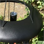 Corinthian Bells, 60 inch, Black