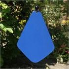 Chorus 40 inch wind chime, cobalt blue