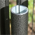 Corinthian Bells, 60 inch, Silver Vein