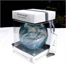March Birthstone Ball, Aquamarine