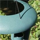 Corinthian Bells 65 inch, Patina Green