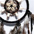 Hopi Dream Catcher, black