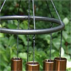 Woodstock Bells of Paradise, medium, bronze