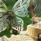 Butterfly Wind Spinner (8 inch)