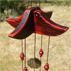 Oriental Bells with Pagoda Top