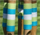 Bamboo Wind Chime with Ocean Thread