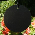 Corinthian Bells, 30 inch, Black