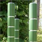 Chorus 40 inch wind chime, fresh green