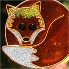 Fox Wind Chime