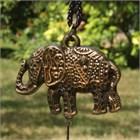 Oriental Bells with Elephant