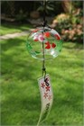 Five Goldfish Wind Chime