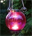 Purple Ball Lantern